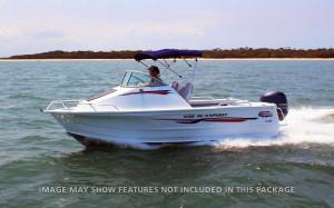 QUINTREX 530 SEA SPIRIT  F115HP Pack 2