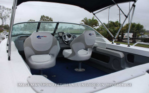 QUINTREX 510 CRUISEABOUT  F90HP Pack 3