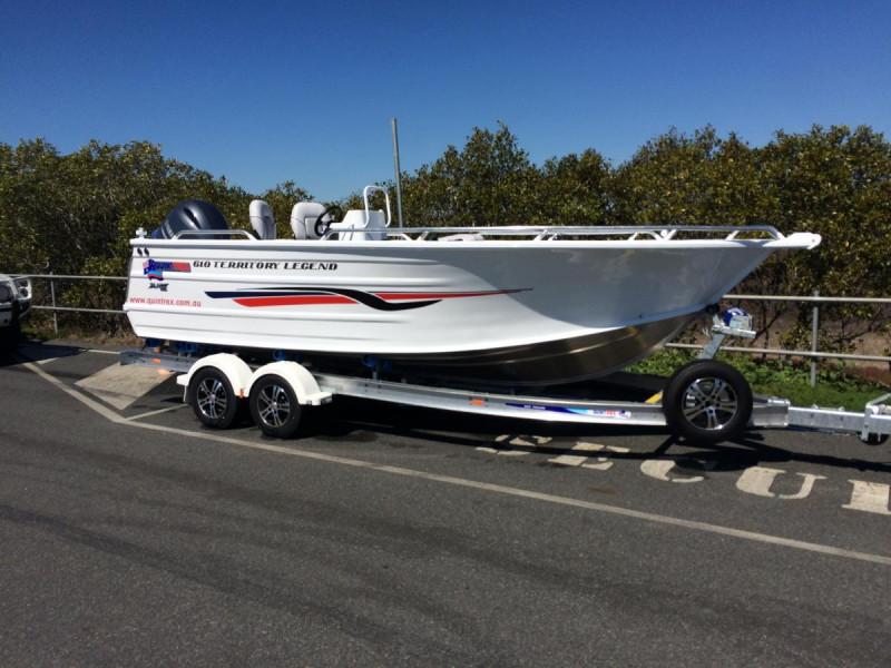Brisbane Yamaha Used Boats