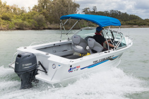 QUINTREX 481 FISHABOUT  T60 HP Pack 1