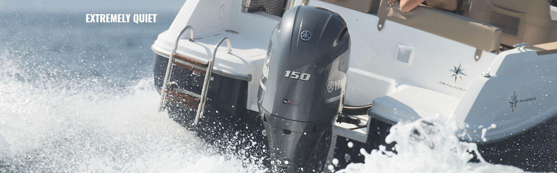 Yamaha F150 | Gold Coast Boating Centre