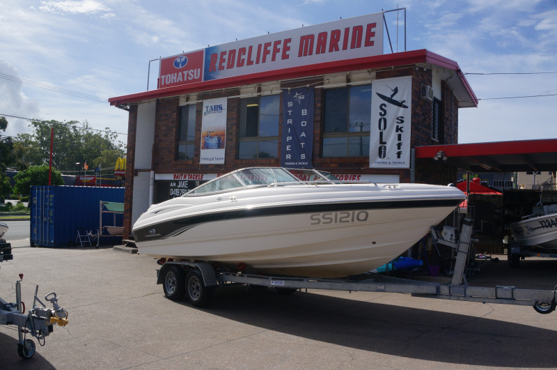 Chaparral SSI Bowrider 210 Mercruiser 350 Finance Today From
