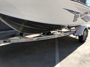 Stacer 429 Sea Master 2020 Model