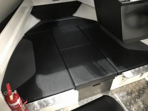 Bar Crusher 615HT Plate Aluminium Hard Top
