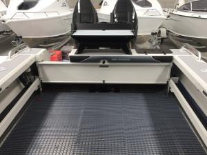 Bar Crusher 780HT Plate Aluminium Hard Top