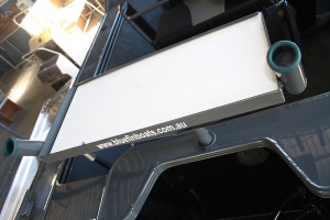 New 6.2 Wrangler Centre Console with New 150HP 4-Stroke