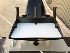 Bar Crusher 615BR Plate Aluminium Bow Rider