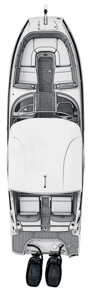 CROWNLINE E 295 XS
