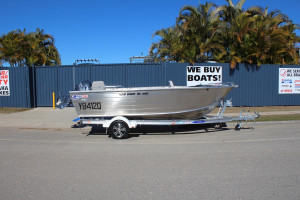QUINTREX 520 DORY F60 Hp Yamaha Package