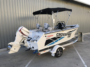 Stacer 499 Crossfire Side Console 2019 Model