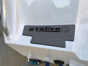 Stacer 499 Crossfire Side Console 2020 Model