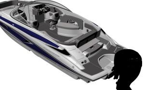 CROWNLINE E 275 XS
