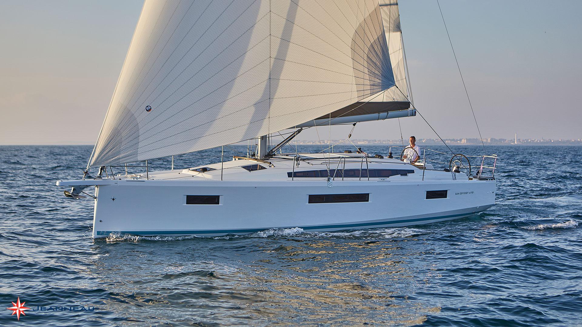 Jeanneau Sun Odyssey 410 38 South Boat Sales