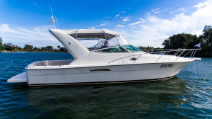 Riviera 3000 Offshore Series II