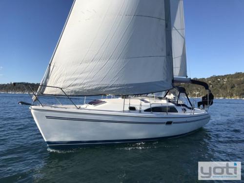 Yoti   Australian Yachts up to 40 feet