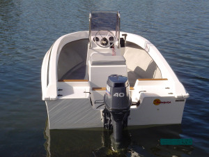 Flycraft 445F Centre Console