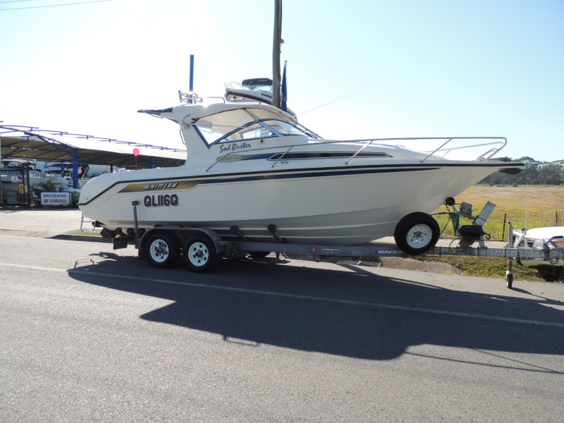 USED 2006 WHITTLEY 730 SEA LEGEND HARDTOP FOR SALE