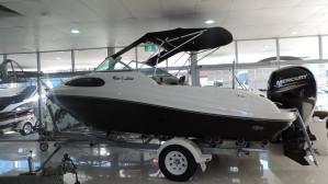 2020 Rae Line 186 Cruiser Outboard
