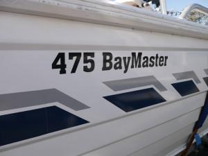 Stacer 475 Baymaster - Runabout