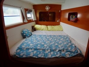 Lagoon 440. Owner's verion.
