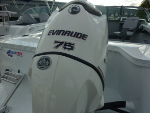 QUINTREX 490 FISHABOUT - (RUNABOUT)