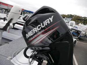 Quintrex 420 Renagade - Side Console - with 50hp Mercury 4-Stroke