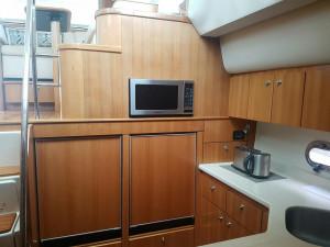 Tiara Sovran 52 for sale at Mike Gaffikin Marine Akuna Bay
