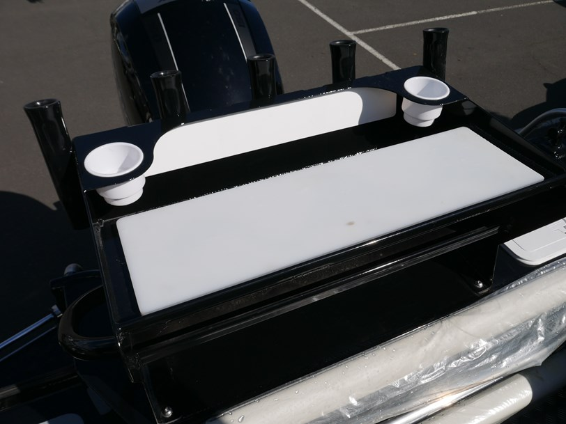 Quintrex 6500 Yellowfin Hard Top - Offshore Fishing Boat