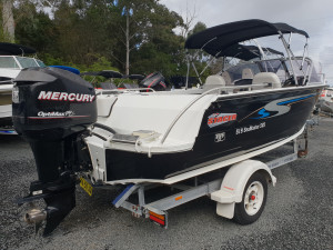 2007 Stacer 519 Sea Master