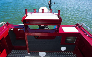 QUINTREX YELLOWFIN 6200 OFFSHORE - HARD TOP