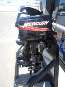 Used 2007 Mercury 6hp outboard engine