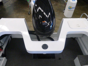 QUINTREX 520 RENEGADE SIDE CONSOLE