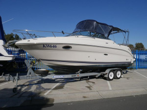SEARAY 250 CRUISER