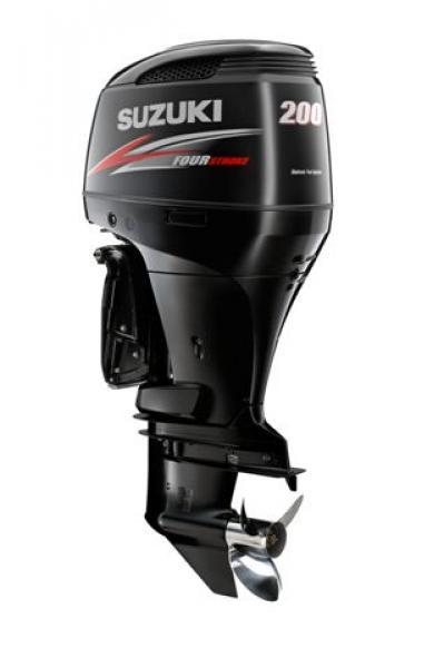Suzuki 200hp Light Weight 4-stroke Outboard - JV Marine
