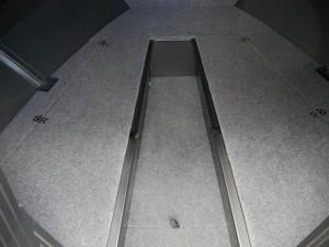 QUINTREX 610 TRIDENT HARD TOP