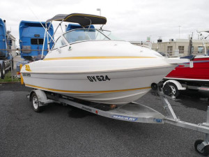HAINES HUNTER 520 SF
