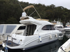 Beneteau Antares 30for sale at Mike Gaffikin Marine Akuna Bay