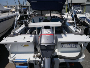ALLYCRAFT 455 BAY RAIDER