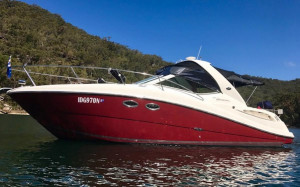 Searay 290 Sports Cruiser for sale at Mike Gaffikin Marine, Akuna Bay