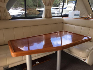 Riviera 36 Single Cabin For Sale by Mike Gaffikin Marine Akuna Bay
