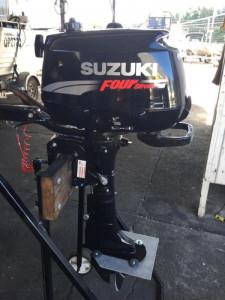 Used 4hp Suzuki 4 stroke