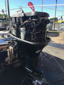 Used 150hp Mercury Optimax