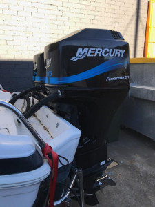 Used 115hp Mercury EFI 4S