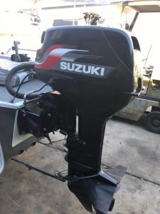40hp Suzuki 2 stroke