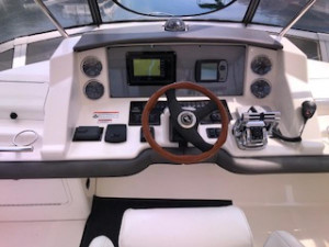 Searay 36 sedan Bridge
