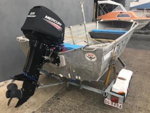 Stessl 3.70 Open dinghy