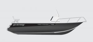 SURTEES 700 Pro Fisher