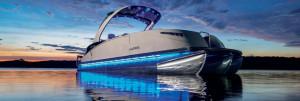 Harris Crowne Series Pontoon Boats