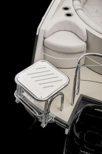 Harris V270 Series Pontoon Boats