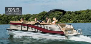 Harris Grand Mariner Series Pontoon Boats